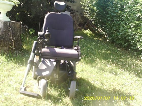 fauteuil roulant electrique - Photo 2