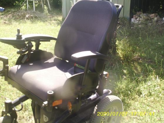 fauteuil roulant electrique - Photo 3