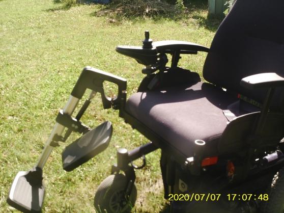 fauteuil roulant electrique - Photo 4