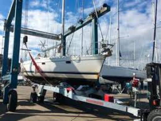 Maintenance/travaux bateau