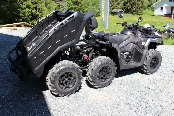 Can-Am Outlander MAX 6X6 1000 PRO - Photo 2