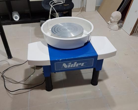 Tour électrique Shimpo Whispert - Photo 2