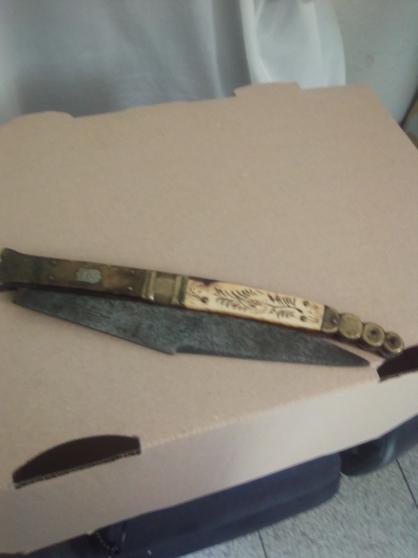couteau ancien