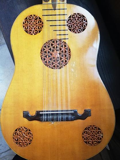 Guitare 12 cordes (vihuela) - Photo 2