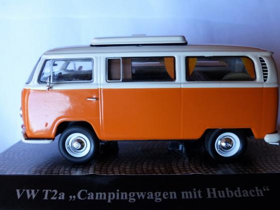 Annonce occasion, vente ou achat 'VOLKSWAGEN T2a campingwagen PREMIUM1/43'