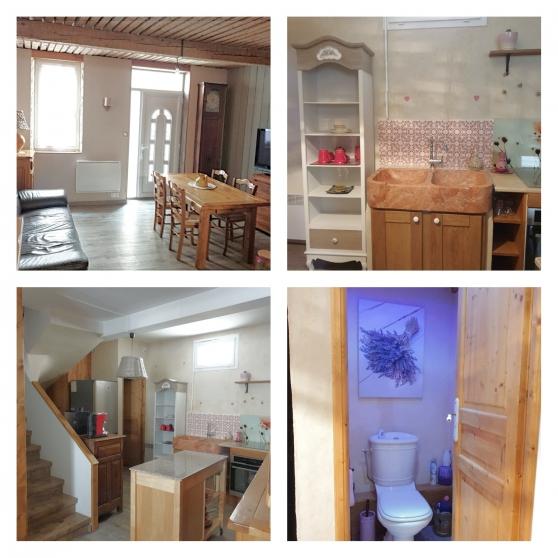 Annonce occasion, vente ou achat 'Maison de village 3 niv. 34 Colombiers.'
