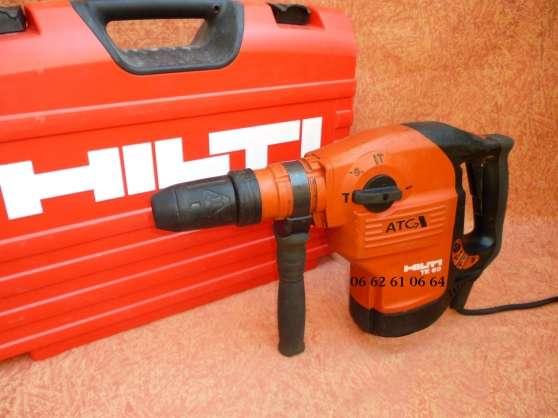 Perforateur hilti te 60 avec antivol professionnels for Prix d un perforateur