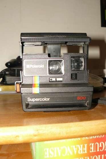 Annonce occasion, vente ou achat 'Polaroid Supercolor 600 Tres Bon Etat'