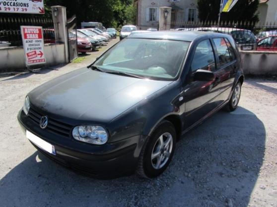 Volkswagen Golf iv sdi 5 portes