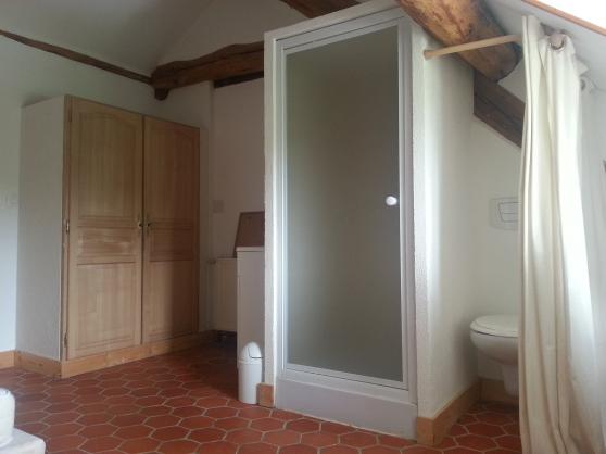 A louer chambre au château de Pommeuse - Photo 2