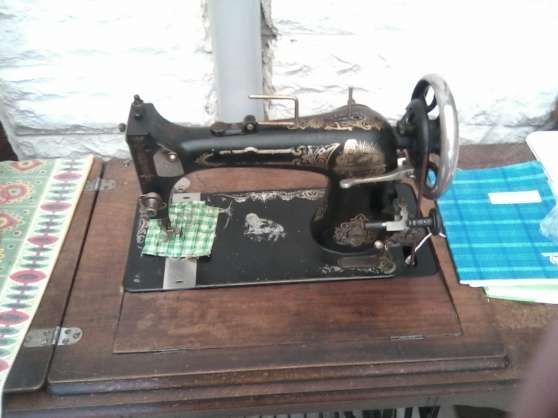 Annonce occasion, vente ou achat 'ancienne machine a coudre'