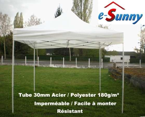 Tente/Tonnelle pliante 3x3m de qualité à Pougues-les-eaux ...