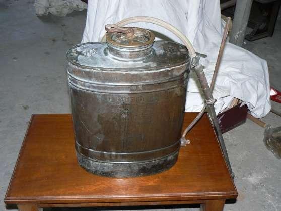 Sulfateuse cuivre la bouilladisse antiquit art for Achat sulfate de cuivre pour piscine