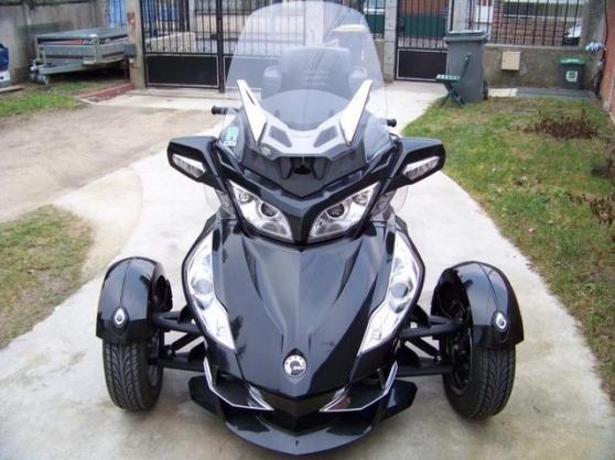 Can Am Spyder 1000 sm5