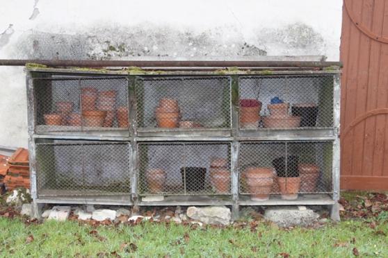 Clapiers lapins en b ton animaux accessoires pour animaux eymet reference ani acc cla - Clapier lapin beton ...