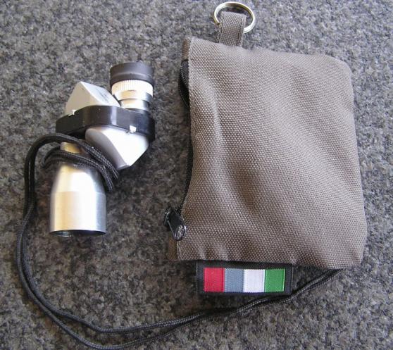 Monoculaire avec étui - Télescope 8x20