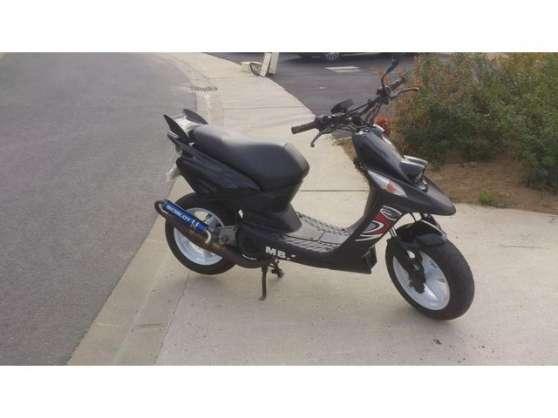 mbk booster 50 en bon tat de conduite nice moto scooter v lo mbk nice reference mot. Black Bedroom Furniture Sets. Home Design Ideas