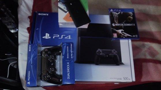 Playstation 4 et quelques jeux à vendre - Photo 2