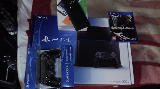 Playstation 4 et quelques jeux à vendre - Photo 3