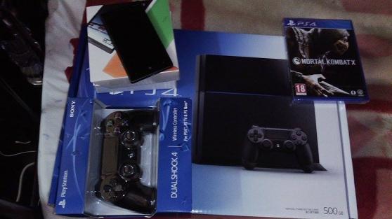Playstation 4 et quelques jeux à vendre - Photo 4