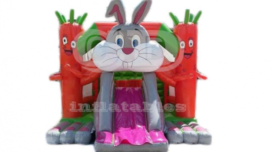 Front Slide Rabbit!