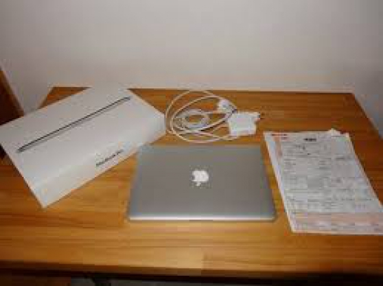 macbook pro 15 pouces neuf.