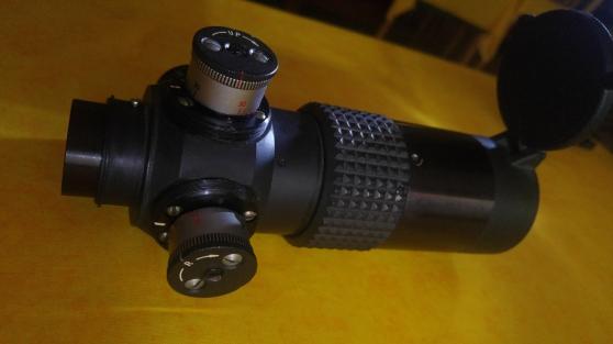 Annonce occasion, vente ou achat 'Lunette de visée militaire Russe Sniper'