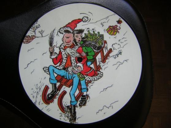vinyles rock 80', punk, cold wave - Annonce gratuite marche.fr