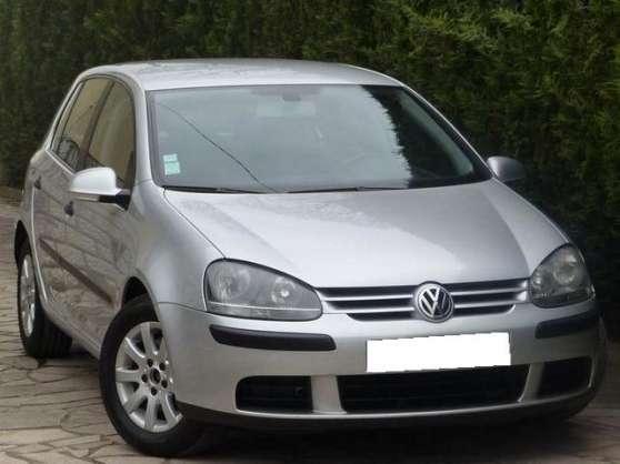 Volkswagen Golf v 2.0 tdi 140 sport 5p
