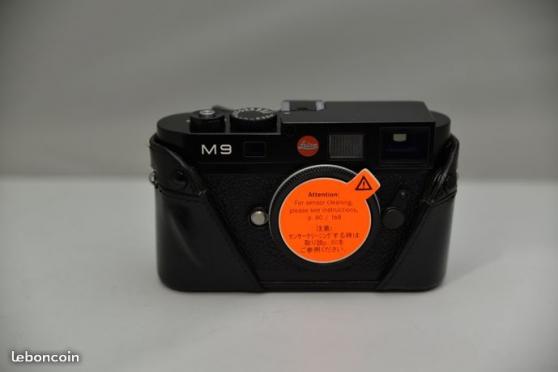 Petite Annonce : Leica m9 noir - Leica M9 en parfait état d\'usage Révisé Leica Allemagne
