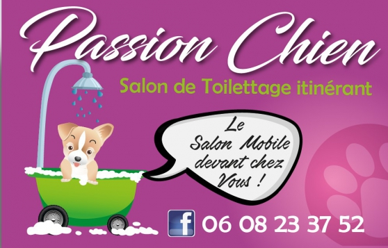 Annonce occasion, vente ou achat 'Toilettage canin itinérant'