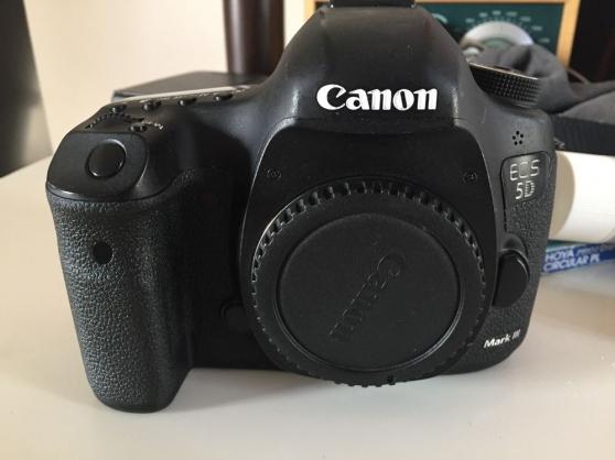 Canon eos 5D Mark III occasion