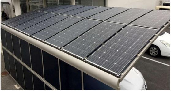 Annonce occasion, vente ou achat 'Panneau solaire de 360 wc'