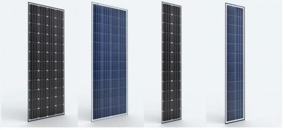 Panneau solaire de 500 wc