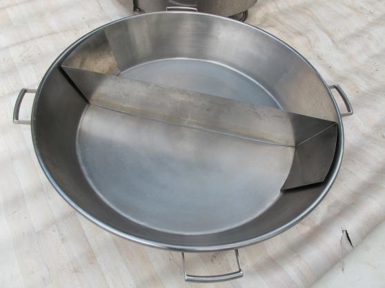 LA MARMITTE 150 litres INOX - Photo 2