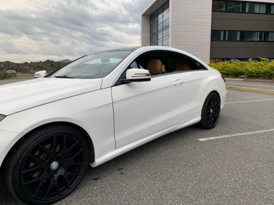 Annonce occasion, vente ou achat 'Mercedes Benz Classe E'