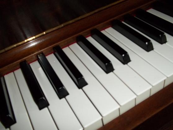 Annonce occasion, vente ou achat 'Piano, Chant- la musique pour la vie!'