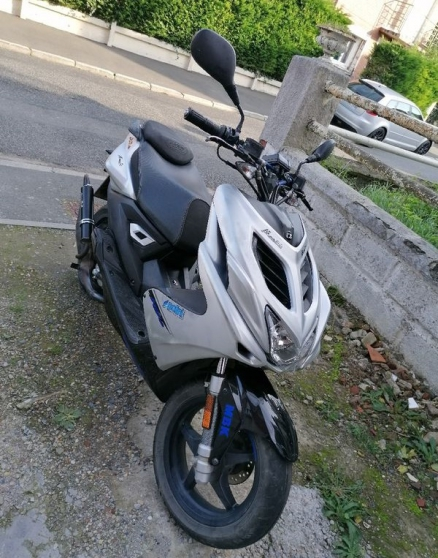 Annonce occasion, vente ou achat 'scooter mbk nitro lc 2 temps lc'
