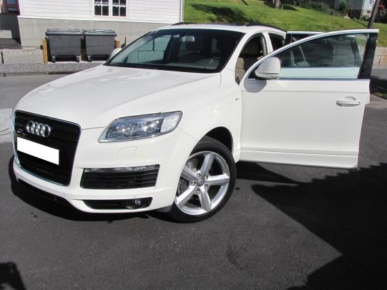 Audi Q7 3.0 TDI, TIPTRONIC, 7 places, S-