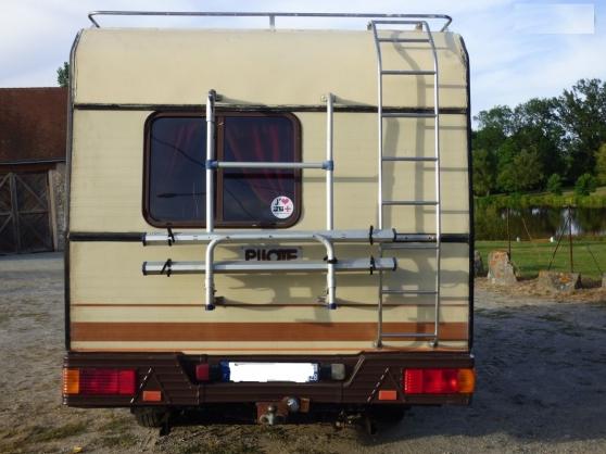 Camping-car le voyageur lvx4