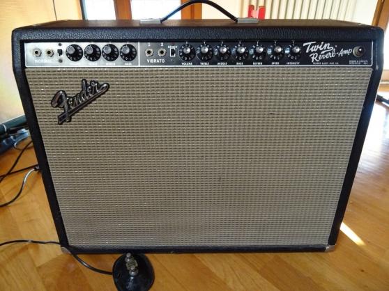 Fender Twin Reverb 1965