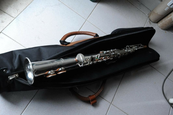 Saxophone Soprano HENRI SELMER PARIS