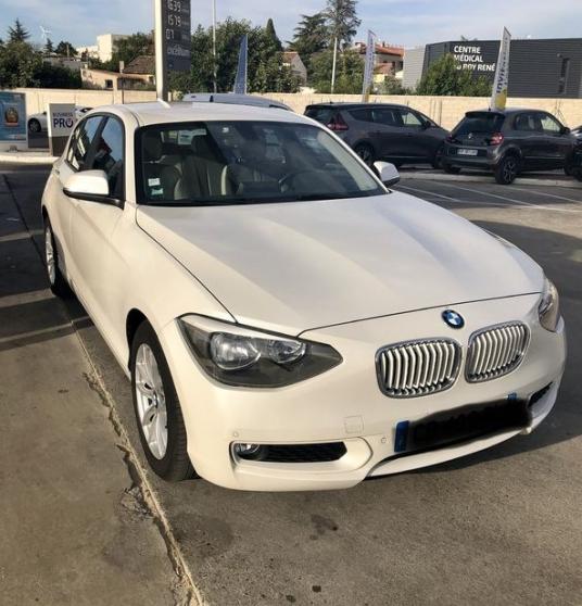 Annonce occasion, vente ou achat 'BMW 118D automatique'
