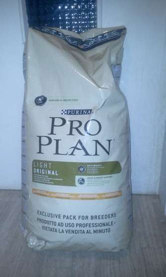 Croquettes Proplan adult light 18kg