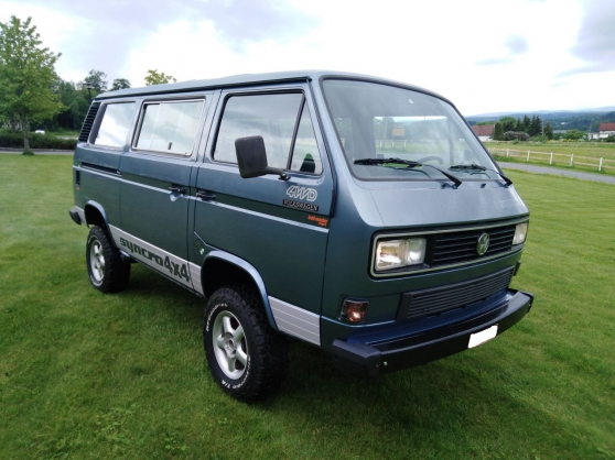 VW T3 CARAVELLE 1.6TD SYNCRO