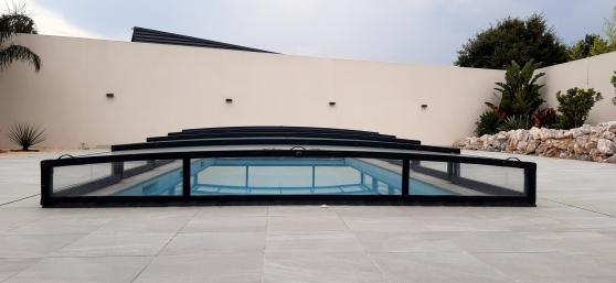 Annonce occasion, vente ou achat 'Abri piscine Abrisud juillet 2019'