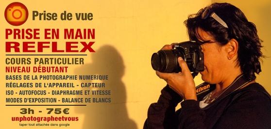 Prise en main Reflex - (Paris/ OnLine)