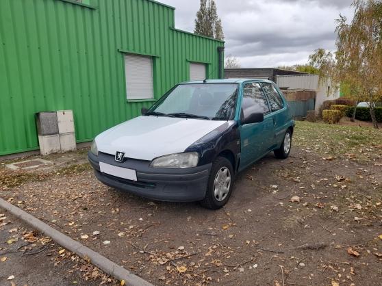 Peugeot 106 1.1 essence - Photo 2