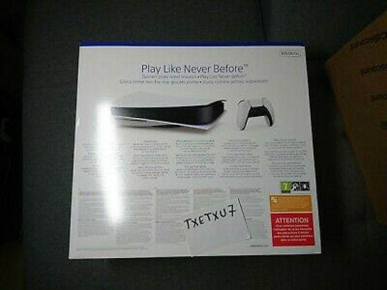 Console Sony PlayStation 5 - Photo 2