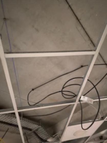 Faux plafond à démonter - Photo 2